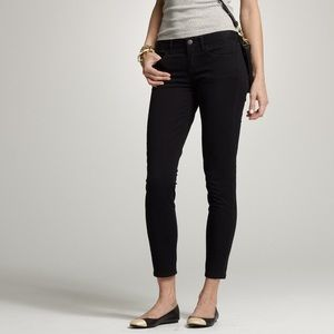 J. Crew Ankle Stretch Toothpick Jeans